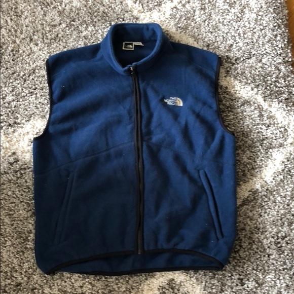 67eceaf94 Men's The North Face fleece sleeveless vest